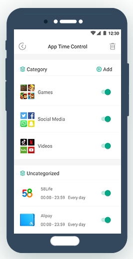 famiguard app blocker