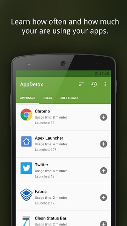 appdetox app blocker