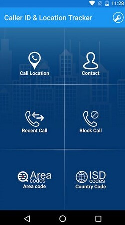 caller id and location tracker