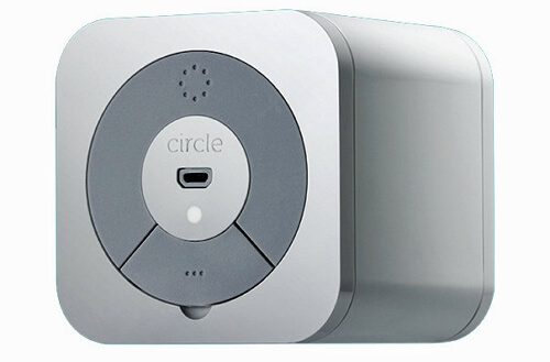 circle with disney router