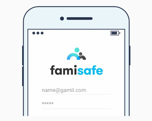 create a famisafe account